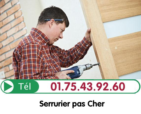 Changement de Cylindre Chambly 60230
