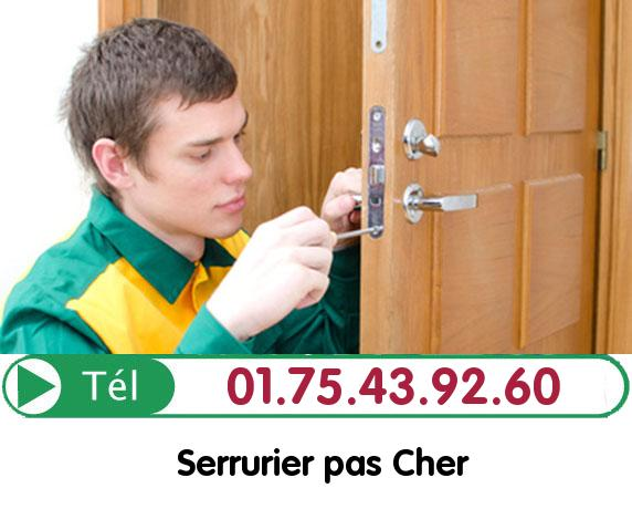 Changement de Cylindre Claye Souilly 77410