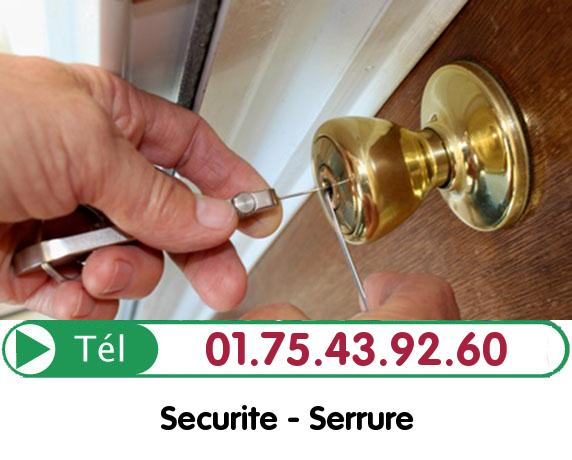 Depannage Serrurier Tremblay en France 93290